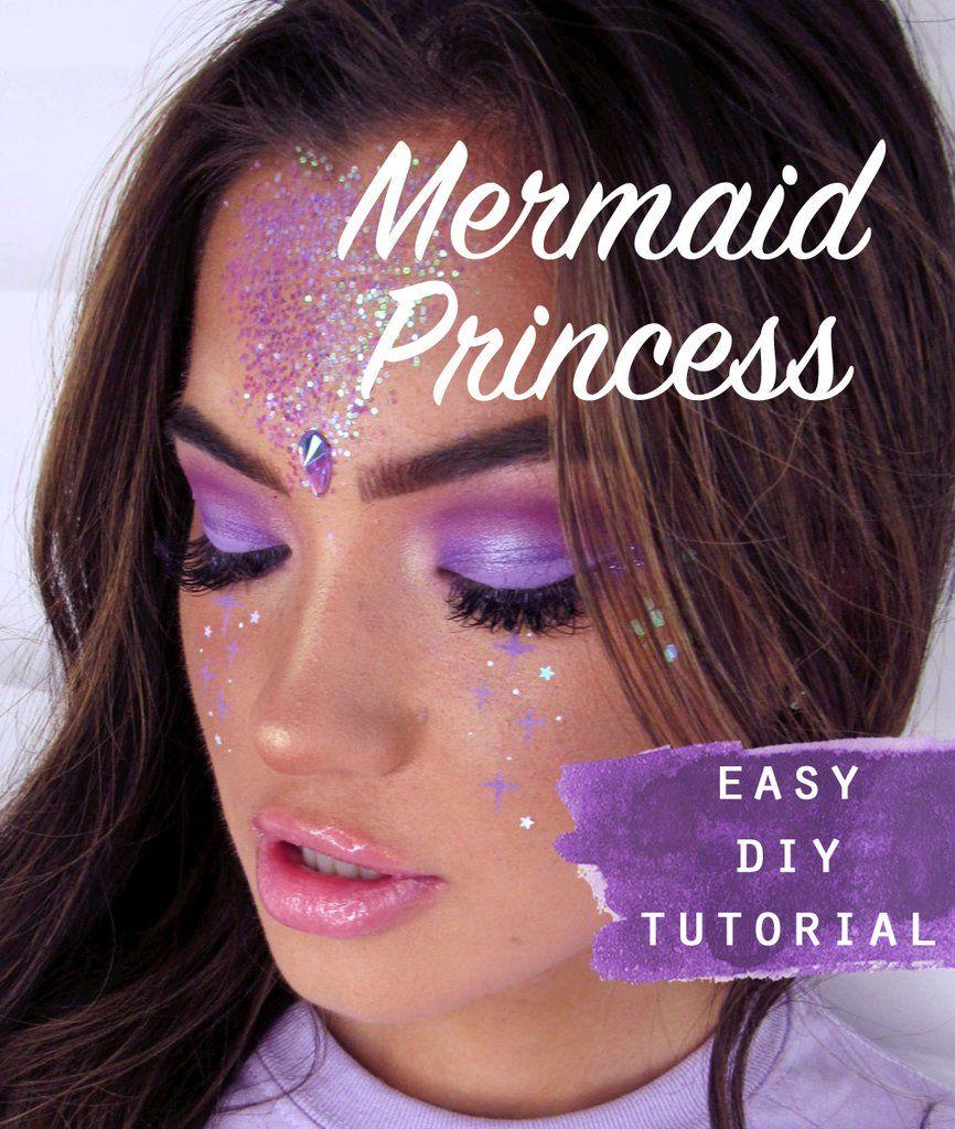 The Bohipstian is opening soon Mermaid makeup tutorial