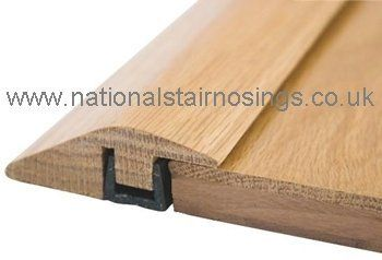 Solid Wood Hardwood Ramp Door Bar Threshold Strip For Different Level Flooring Flooring Home Building Tips Wood Floors
