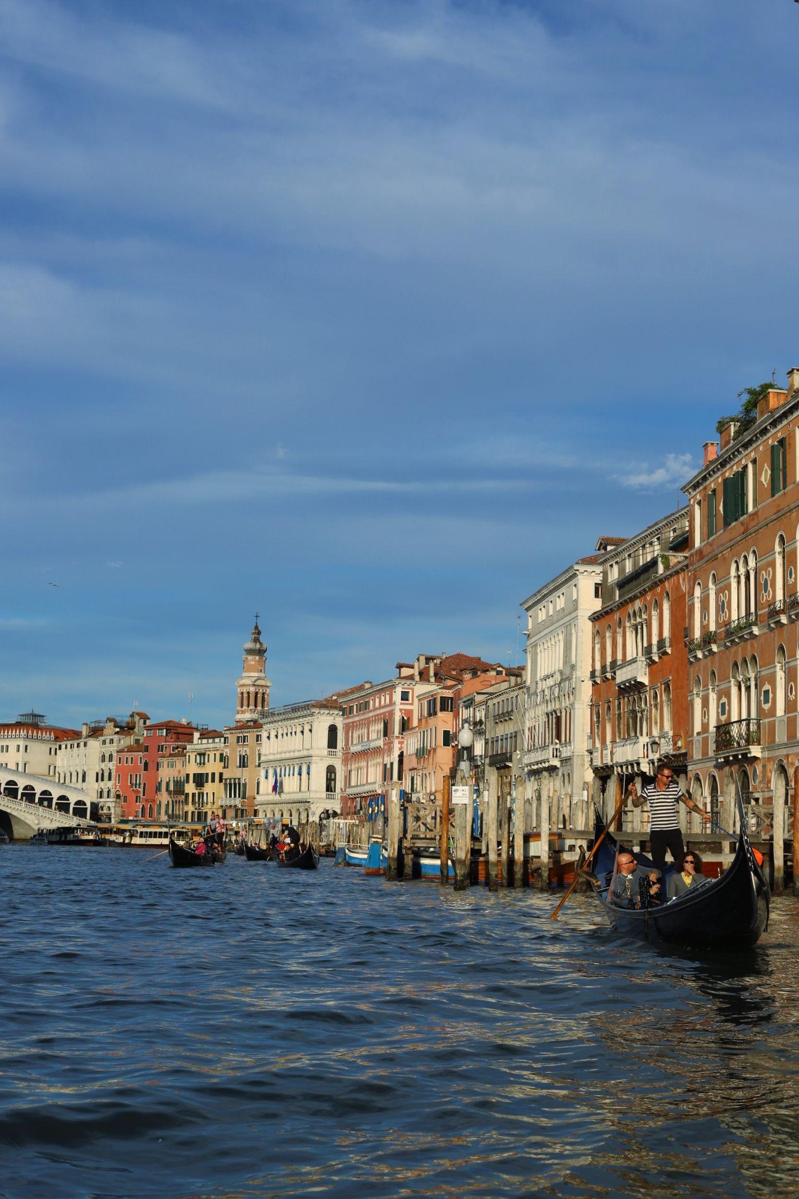 Rooftop Terraces & Gondolas in Venice | Female Travel