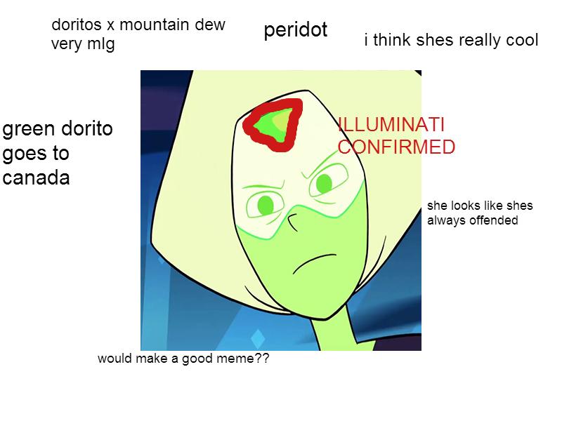 100 Meme Material Petrakin I Did One Of Those React Things Ive Steven Universe Best Memes Memes