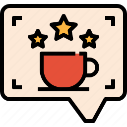 Coffee Shop Icons By Linector In Shop Icon Coffee Shop Icon