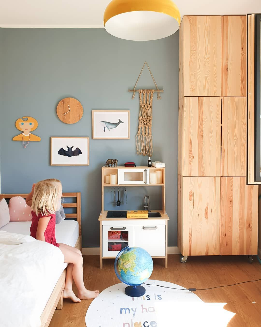 Pin von Dóra Szabó Kis auf Dream home kids room nursery