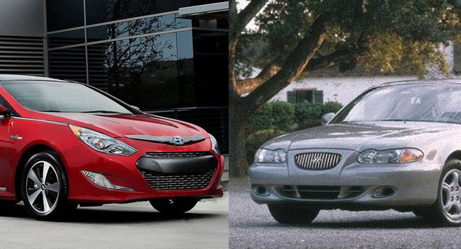 Flashback 10 Ways Cars Have Dramatically Changed Since 1998 New Cars Cars Change