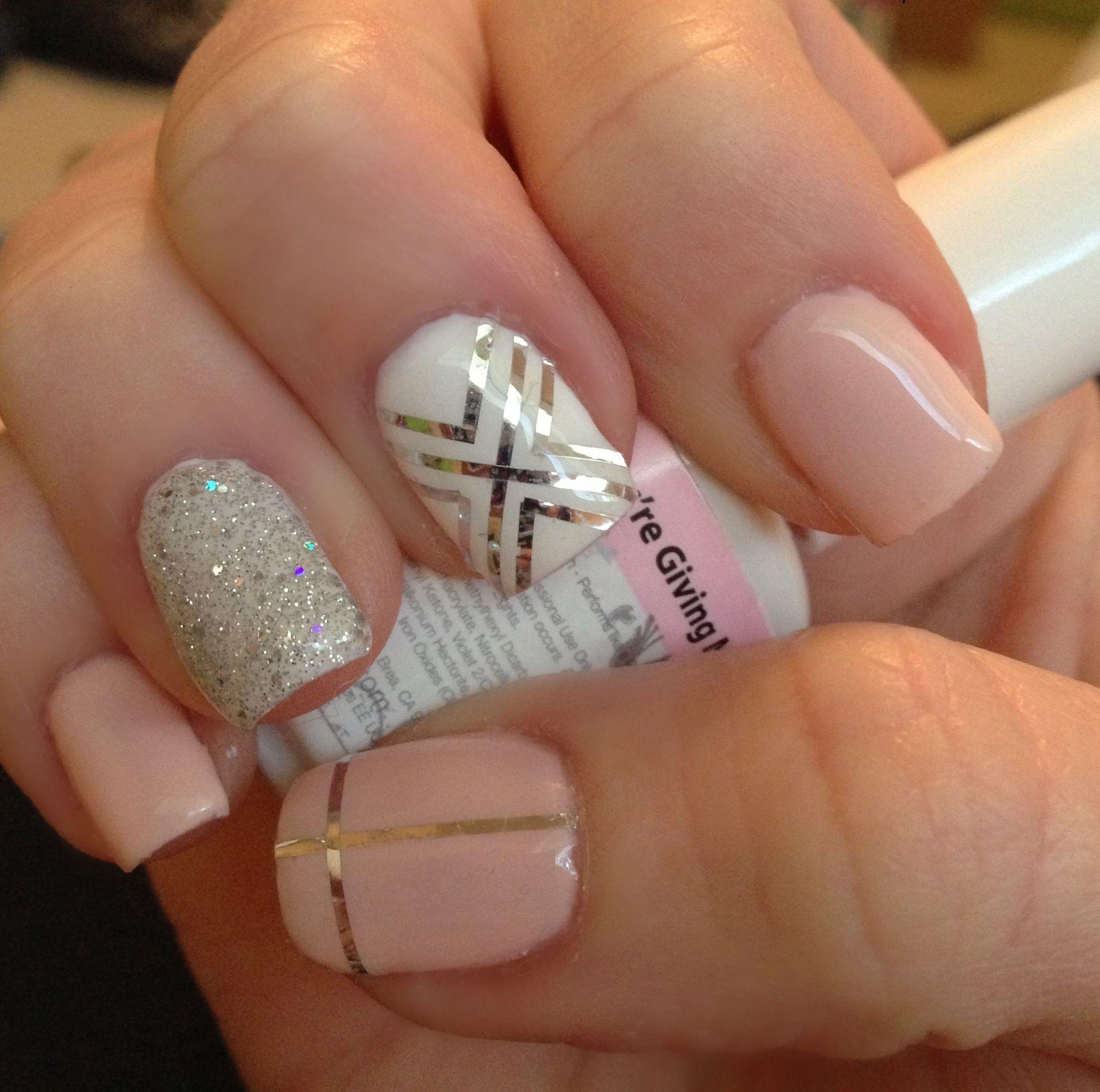 Gelish nails! | Uñas | Pinterest | Gelish nails, Make up and Nail nail