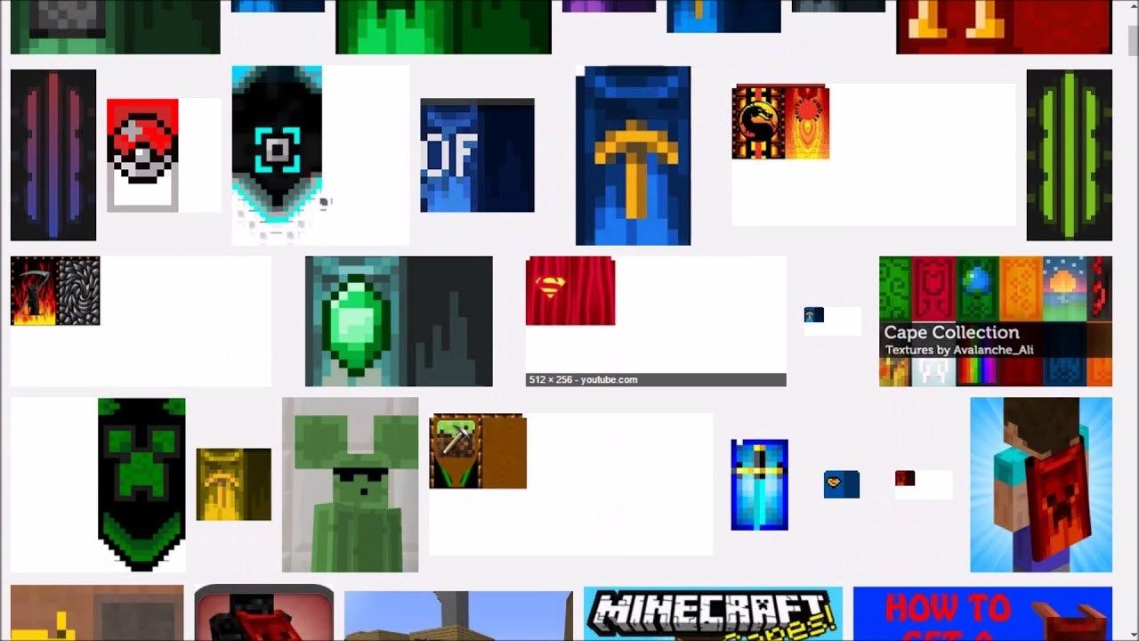How To Get Custom Capes For Minecraft 1 10 | Best Of Pillow