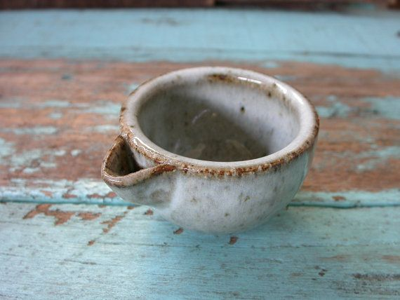 Japanese Handmade Tea Cup. So Cute with a Unique by Singhato