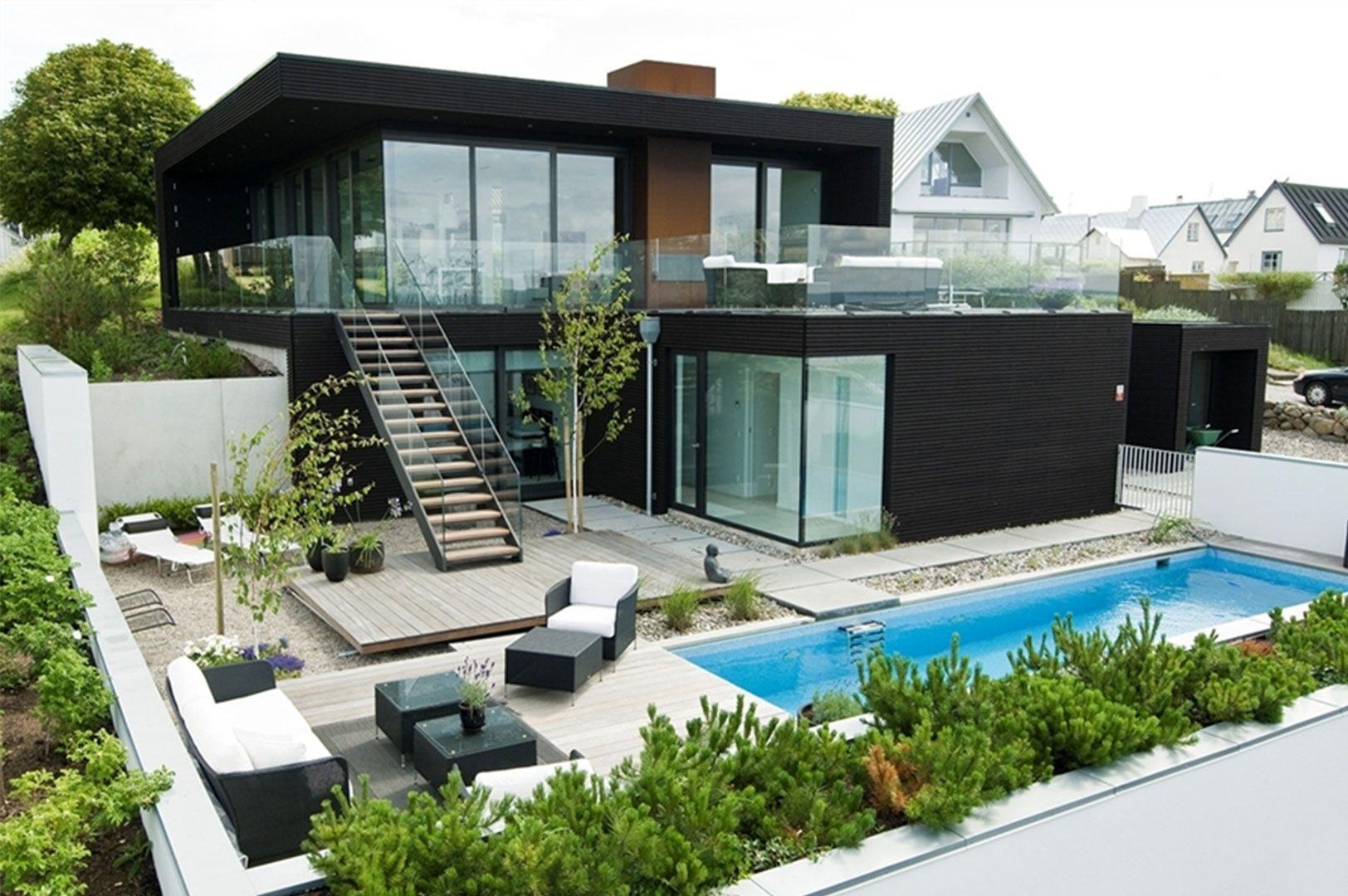 modern villa house design