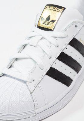 brand new 72ea0 81d91 ... sweden adidas originals superstar zapatillas white core black zalando.es  e4e45 6638c ...