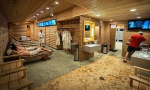 3ff8d99c1b6bb Groupon - Russian Banya Admission for One at Red Square (Up to 33% Off) in  Red Square Bath House. Groupon deal price   23.50