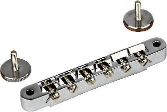 gibson abr 1 tune o matic bridge w full assembly chrome by gibson there are dozens of. Black Bedroom Furniture Sets. Home Design Ideas