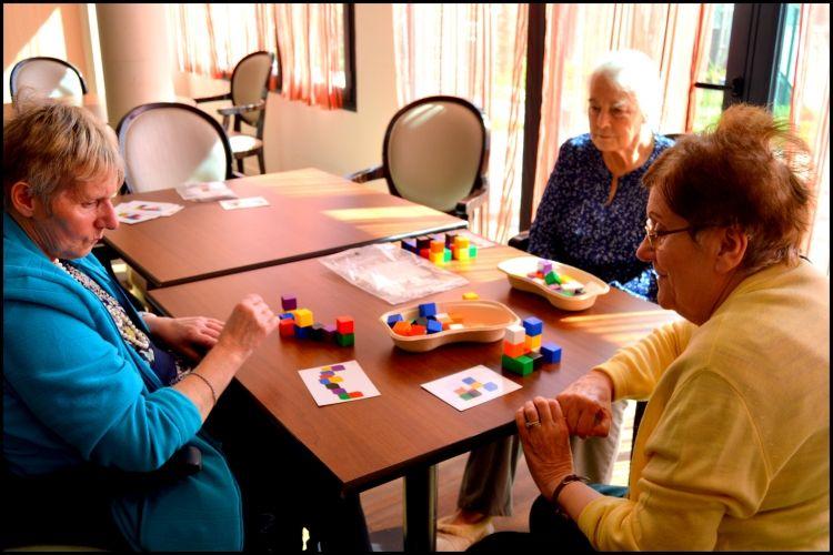 Montessori Ehpad Maisons De Retraite Animation Maison De Retraite Animation Pour Personnes Agees