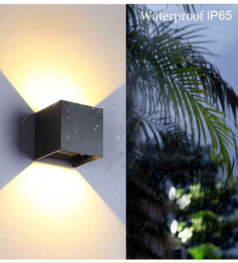 Pin by Paul Spooner on Outside Lighting | Wall lights, Led