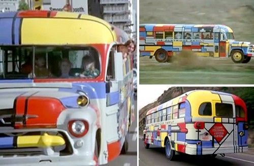 Partridge Family Bus C Mon Get Happy The 70s With Images