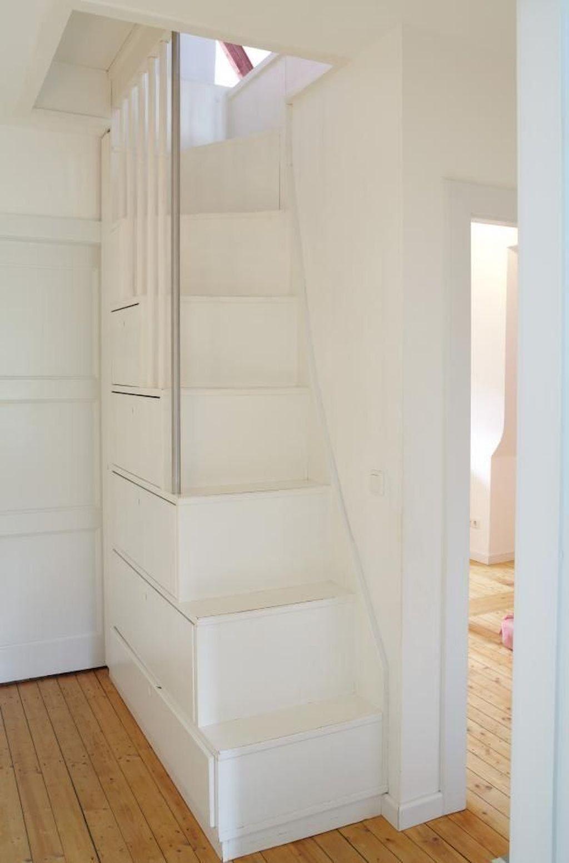 Best 70 Genius Loft Stair For Tiny House Ideas Interior Ideas 400 x 300