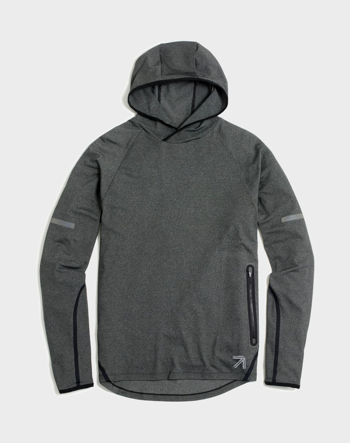 68aa43565b7 New Balance for J.Crew men s workout hoodie.