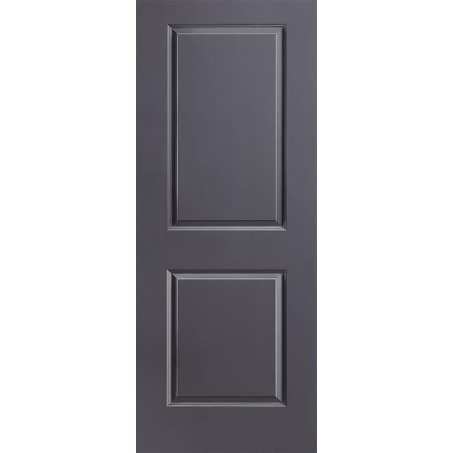 Masonite Slab Doors Slate 2 Panel Square Solid Core Molded Composite Slab Door Common 32 In X 80 In Actual 32 In X 80 In At Lowes Slab Door Masonite Slab