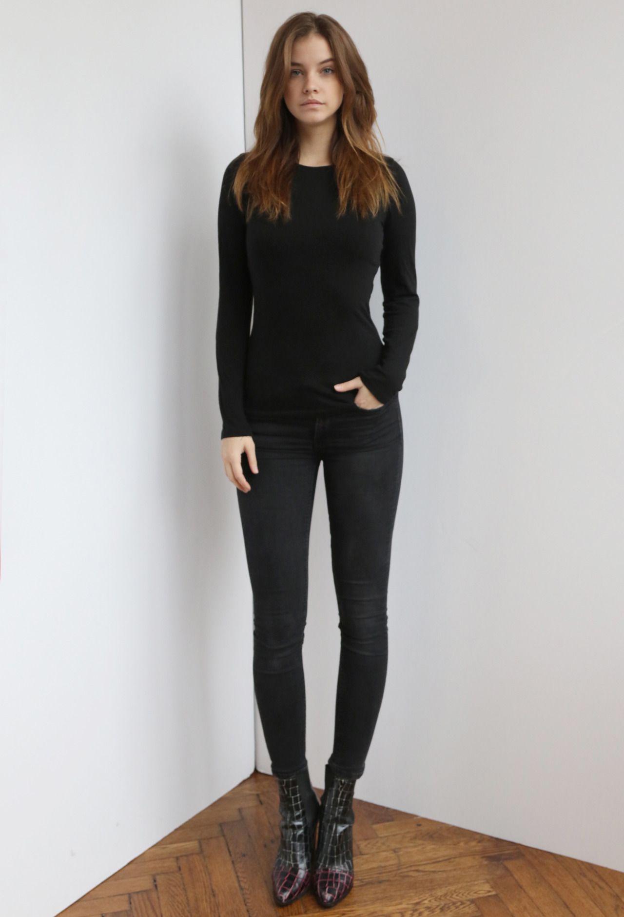 Barbara Palvin - IMG Models Digitals 2015.