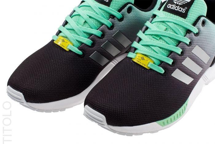 Adidas Zx Flux Fade