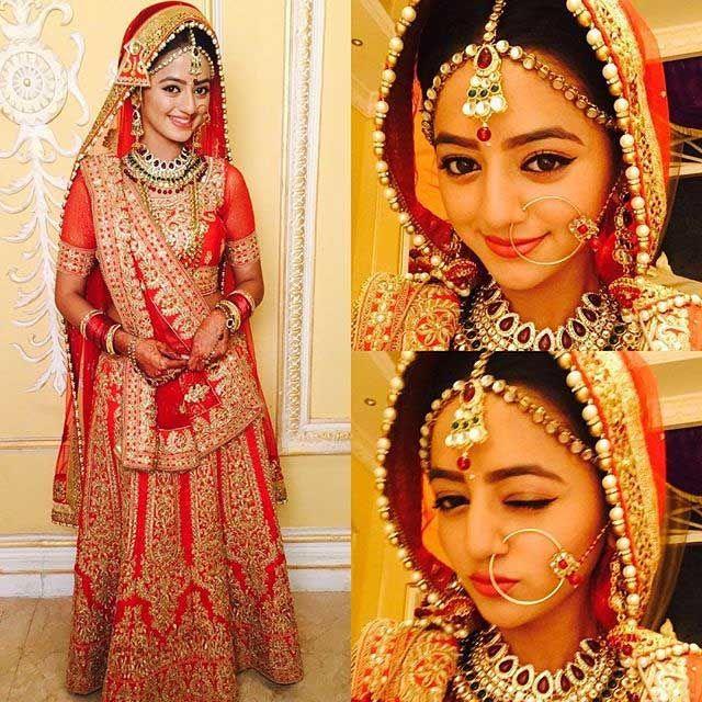 صور شاهد سوارا و راجيني في كواليس ومن الحب ما قتل Bridal Looks Indian Wedding Outfits Indian Bride