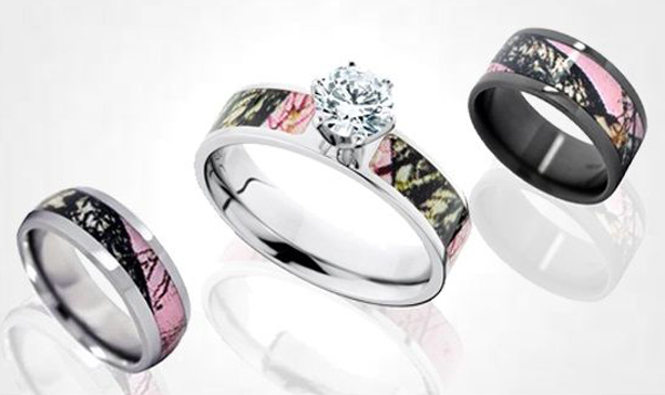 Engagement Ring And Wedding Set Ikea Decoration Pink Camo