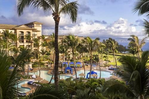 The Ritz Carlton Kapalua Lahaina Maui Hawaii This Hotel Features Direct Access To D T Fleming Beach 5 Star Offers Ocean Views