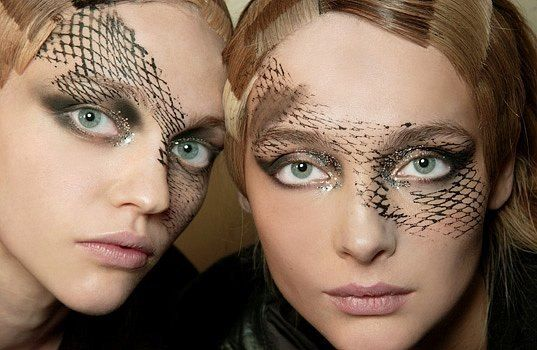 ♥ chanel faces ♥