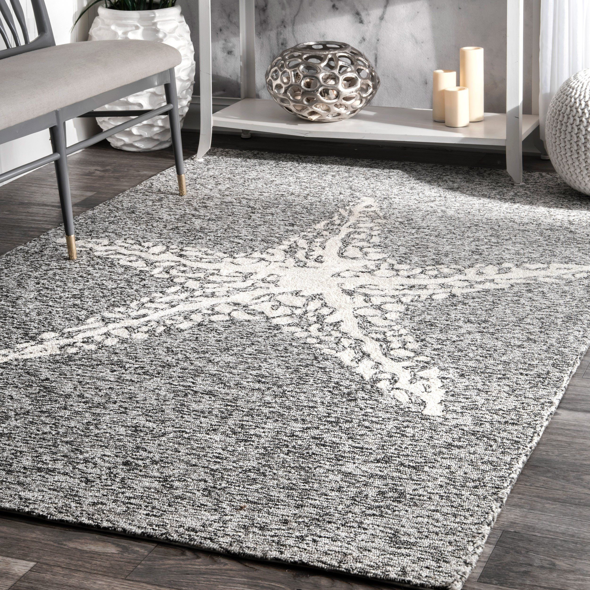 Hand Hooked Marine Indoor Outdoor Area Rug Outdoor With Images Indoor Outdoor Area Rugs Outdoor Area Rugs Indoor Outdoor Rugs