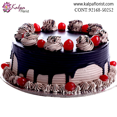 Miraculous Gourmet Coffee Chocolate Cake 0 5 Kg Premium Quality Buy Cakes Funny Birthday Cards Online Aboleapandamsfinfo