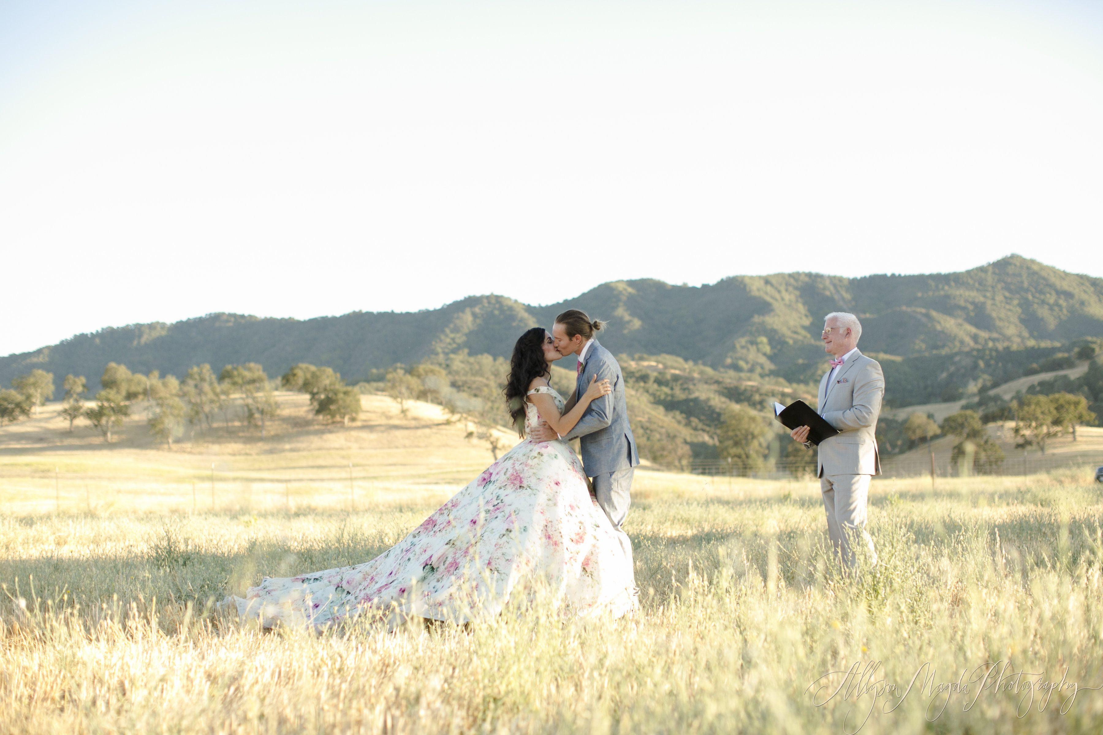 Vineyard Wedding, Barn Wedding, San Luis Obispo, Santa ...