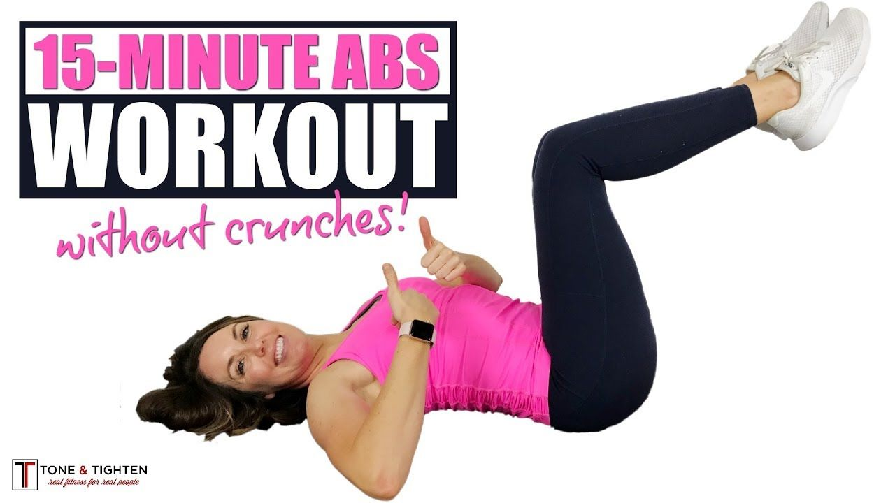 Beginner Ab Workout Without Crunches Beginner Ab Workout Abs Workout Workout