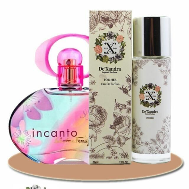 Incanto Shine Of Salvatore Ferragamo Inspired By Dexandra Perfume