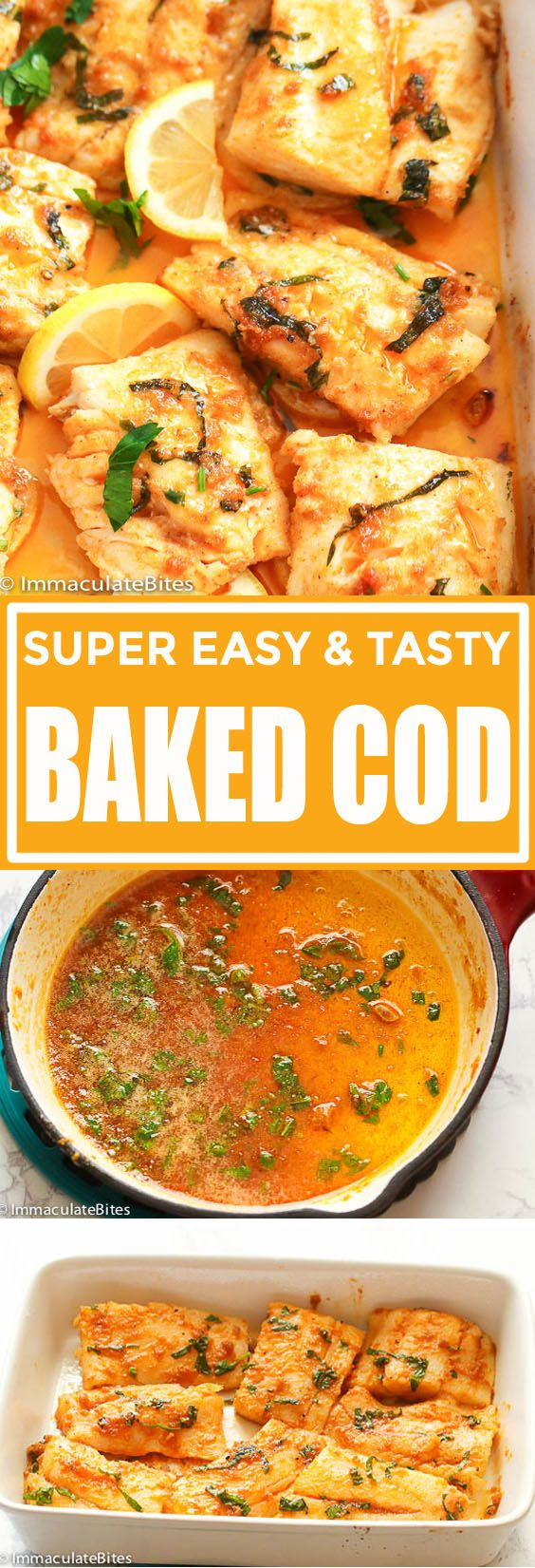 Baked Cod images