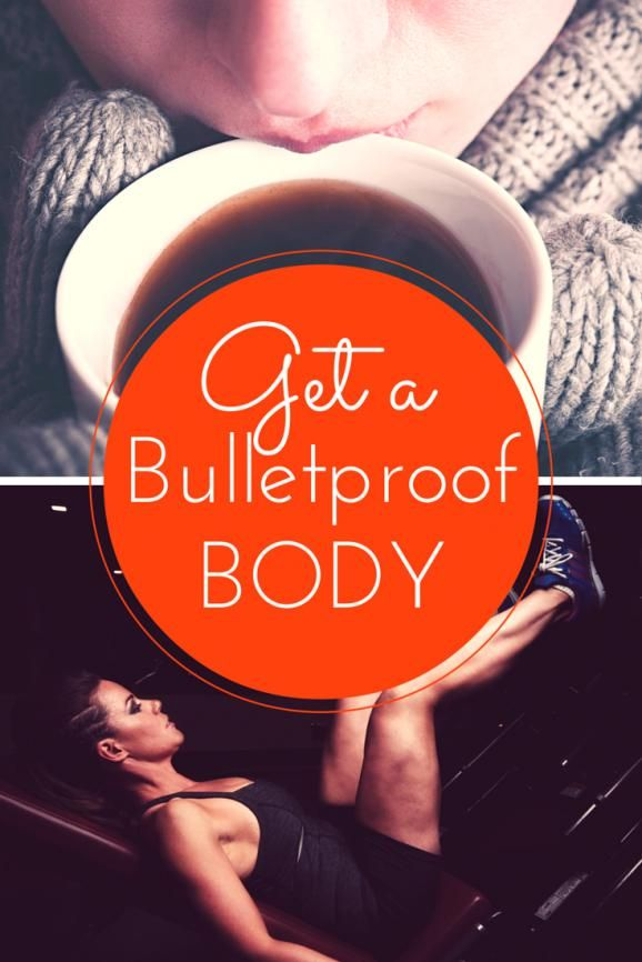 Learn how to get a Bulletproof Body with these simple steps! #healthy #diet #fitness #dietplan