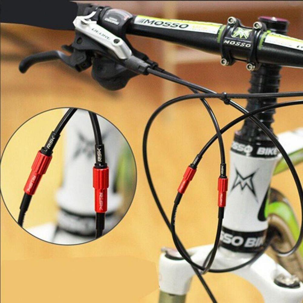 Lot cable tip colour brake derailleur 4 mm mtb road bike vintage bmx ring