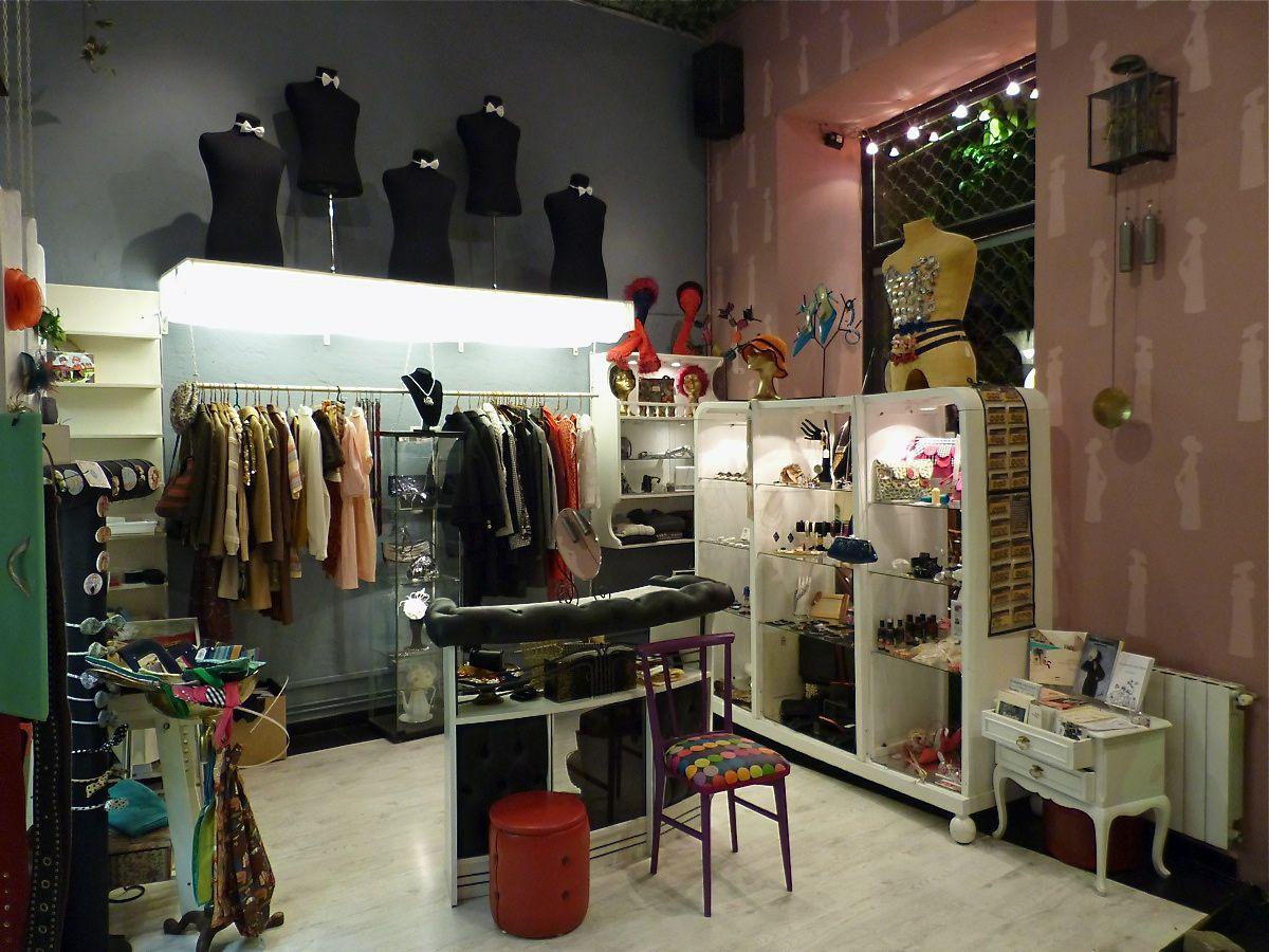 tienda complementos decoración vintage muebles reciclados salon ...