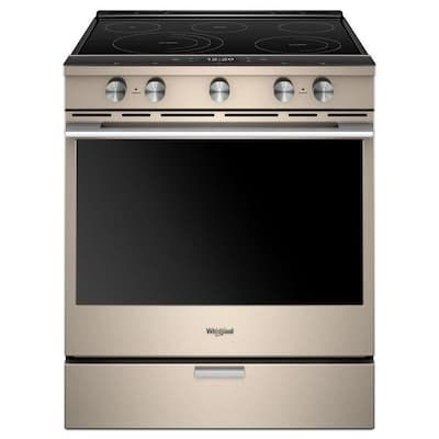 Whirlpool Smart Smooth Surface 5 Element 6 4 Cu Ft Self