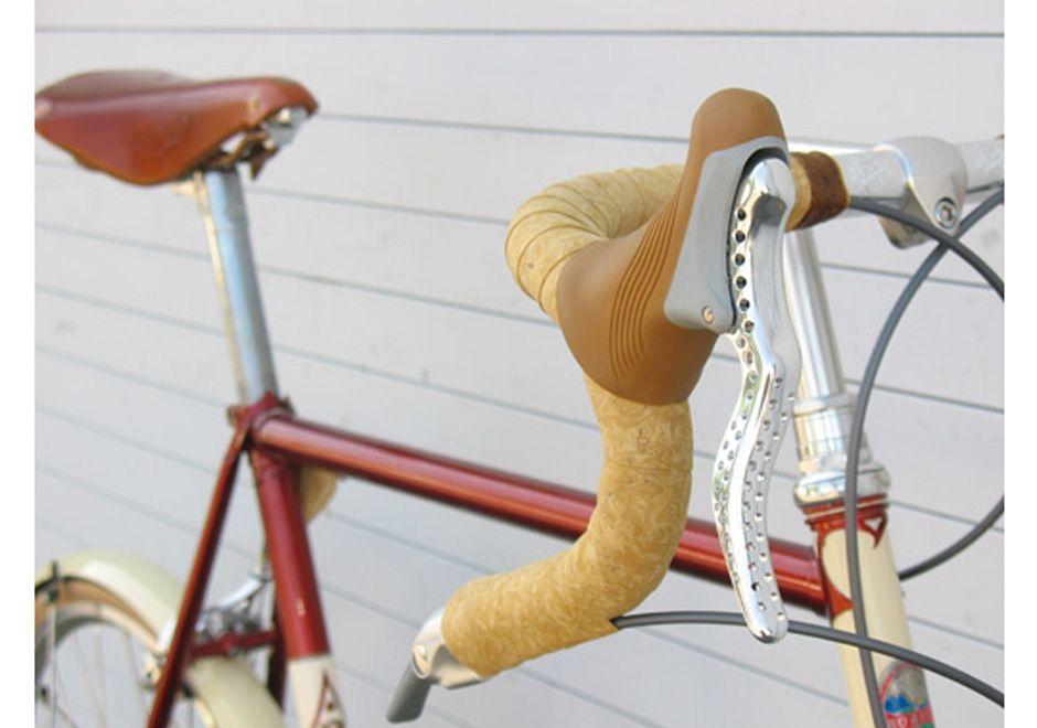 Black TRP RRL Alloy Bike Brake Levers Road Bike Fixed Gear-Single Speed