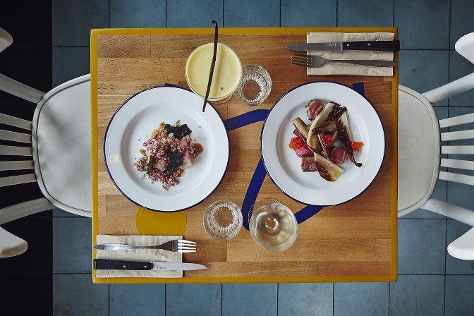 Les meilleurs restaurants paris et partout en france quai de valmy la m duse et m duse - Restaurant quai de valmy ...