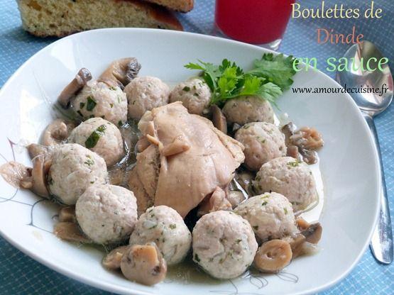 boulettes de dinde en sauce 062