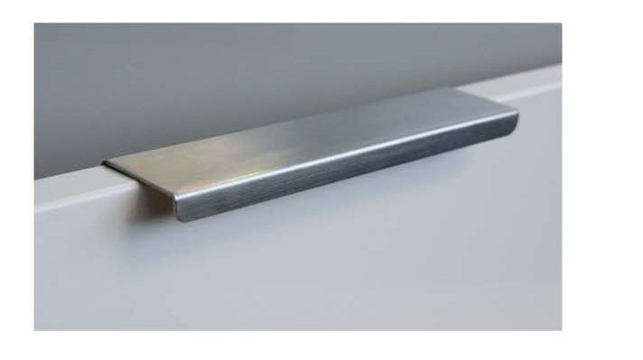 Amazing Concealed Fix Draw Pull · Kitchen Cabinet HandlesContemporary ...