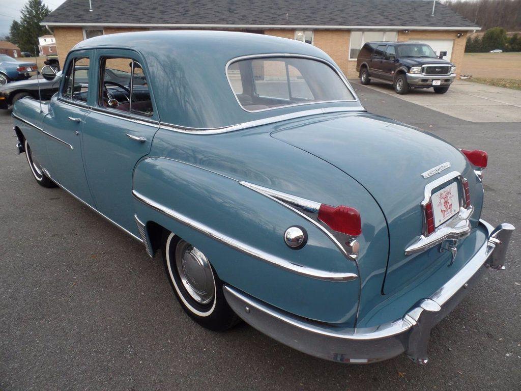 1949 Chrysler New Yorker C 46 Sedan Sedans Cars And Van Car Crown Imperial