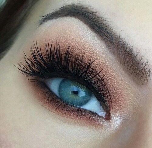 e7122857183 How To Apply False Eyelashes For Beginners | Beauty | Eye makeup ...