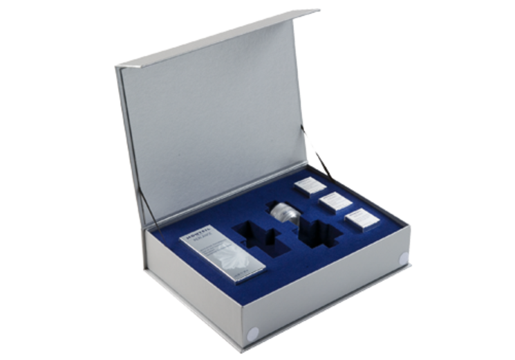 Kosmetik Präsentation Hochwertiger Präsentationskoffer