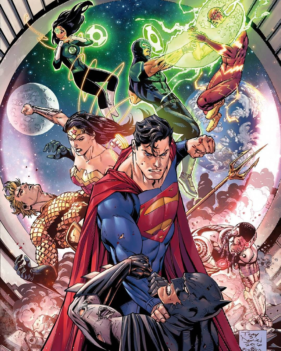 Justice League Volume 3 7 Cover Justiceleaguerebirth New52 Justiceleague Justiceleaguecomics Superheroes Superman Justice League Dc Comics Art Comics