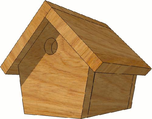plans de nichoirs multi sp cifiques bird houses. Black Bedroom Furniture Sets. Home Design Ideas