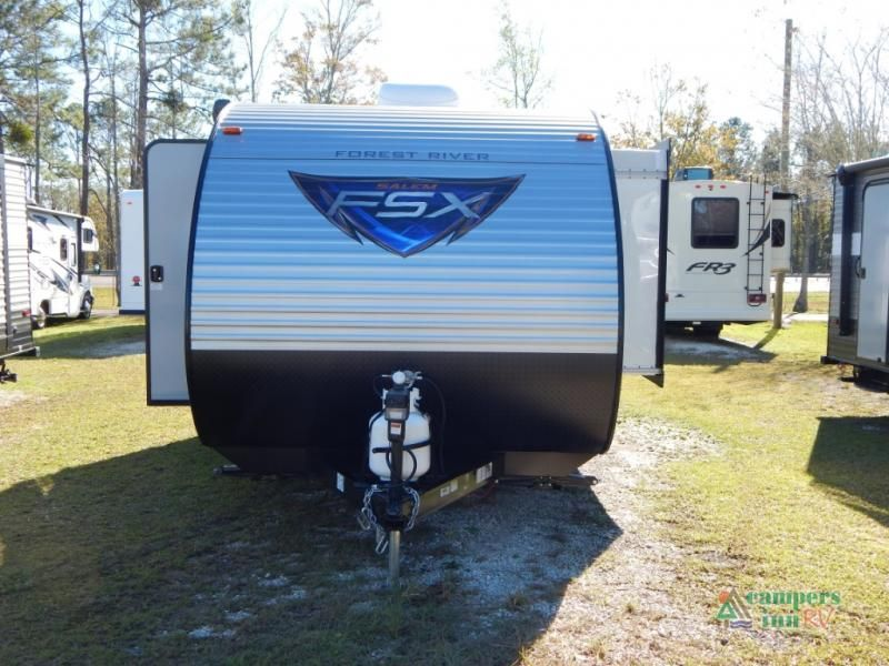 New 2018 Forest River RV Salem FSX 190SS Travel Trailer at