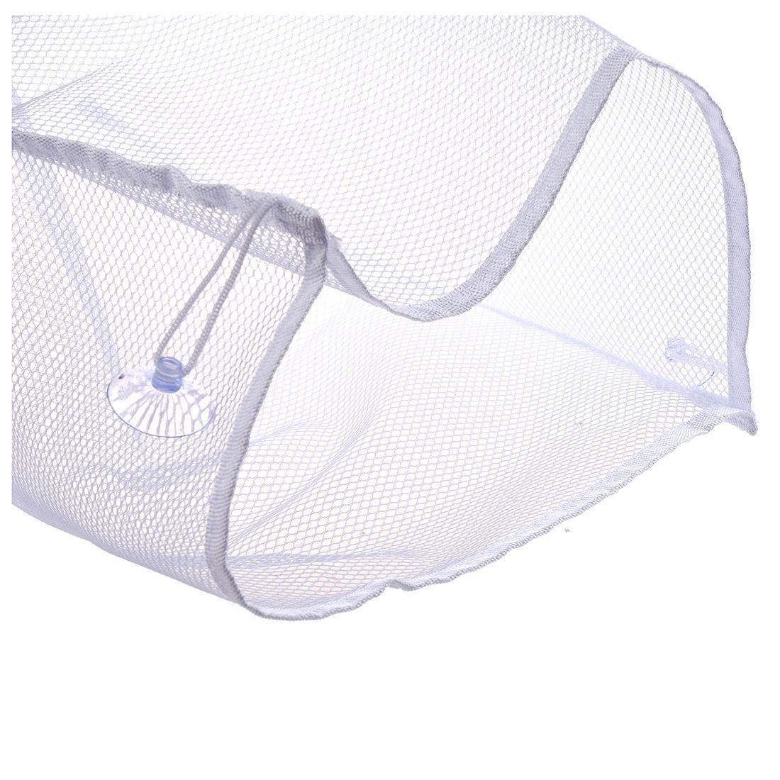 HGHO-Creative Folding Eco-Friendly 37X37cm Kids Baby Bathroom Mesh ...