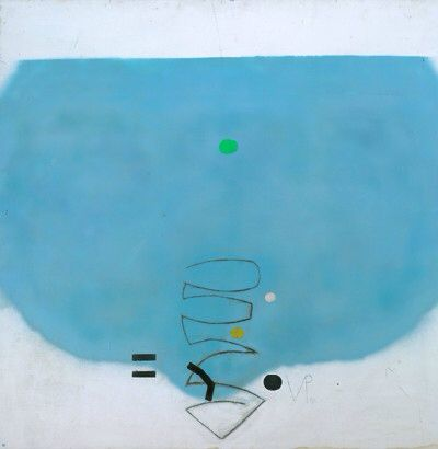 Victor Pasmore, Untitled, 1996