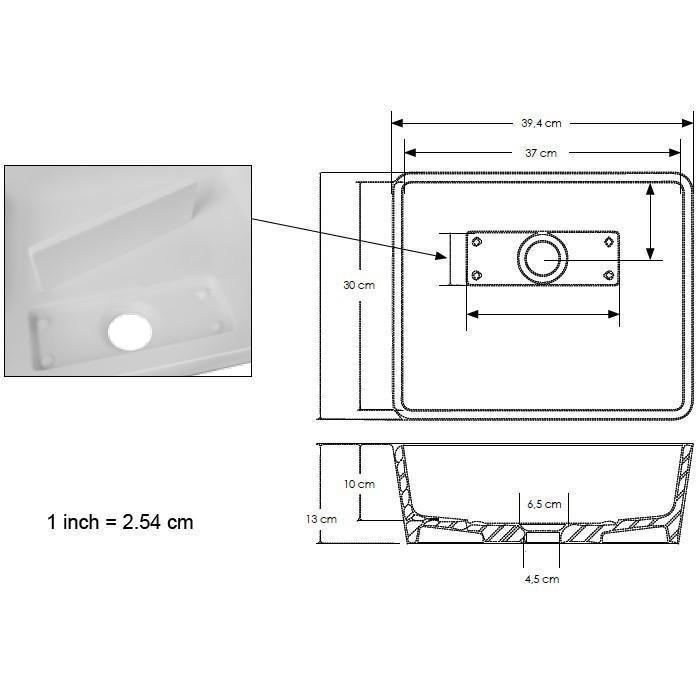 Pin On Resin Sink