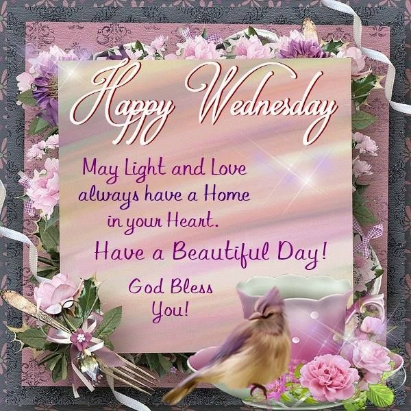 Resultado de imagen para blessed wednesday images